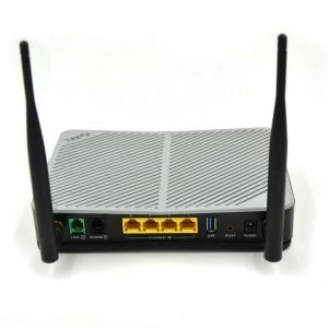 Zyxel Q1000Z Wireless DSL Modem